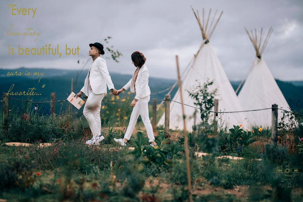 10 địa điểm chụp ảnh cưới Đà Lạt siêu đẹp cho các cặp đôi sắp cưới 2020