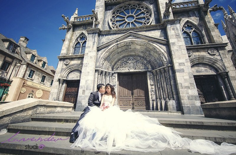 Bảng giá dịch vụ chụp ảnh cưới cho các cặp đôi sắp cưới 2020