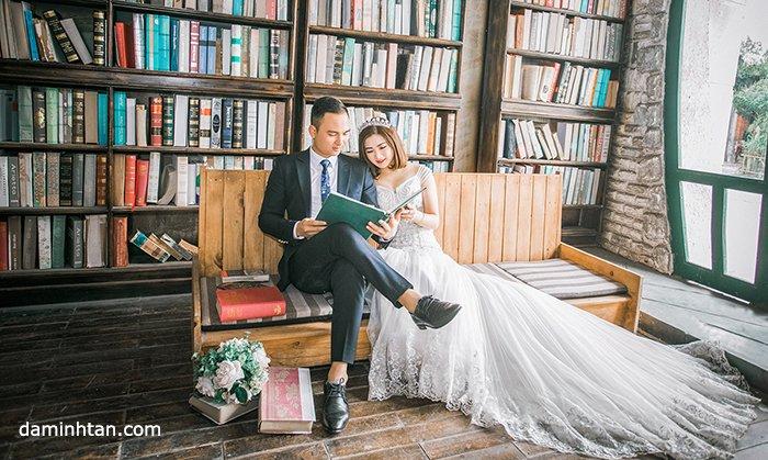 Cách tạo dáng chụp ảnh cưới ấn tượng cho cặp đôi sắp cưới 2020