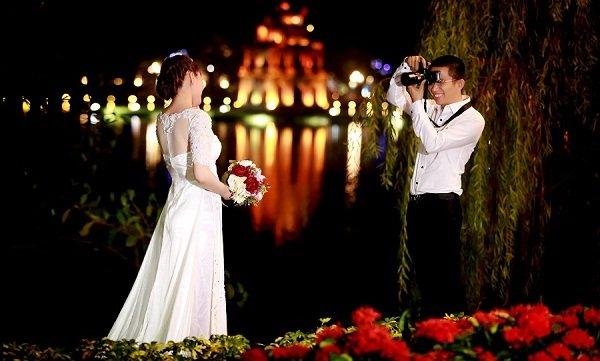 Những bức ảnh cưới đẹp nhất Việt Nam xu hướng 2020