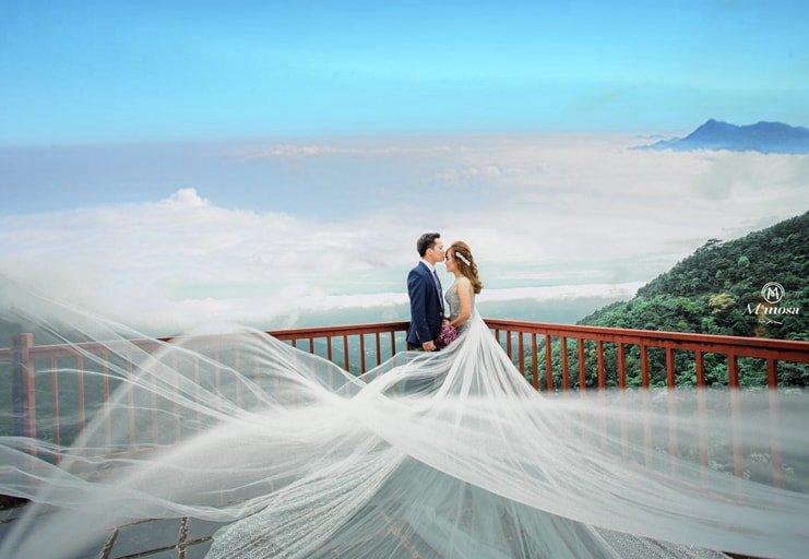 Những ý tưởng chụp ảnh cưới độc và lạ mới nhất 2020