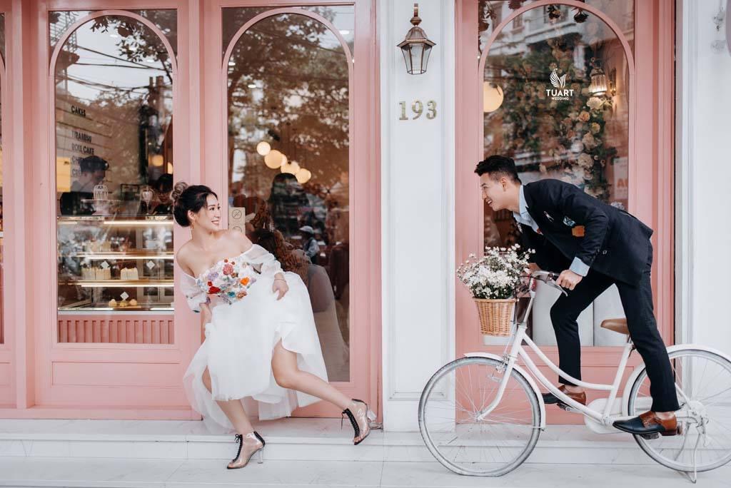 Album tại TuArt - Album chụp ảnh cưới đẹp phong cách Hàn Quốc 204