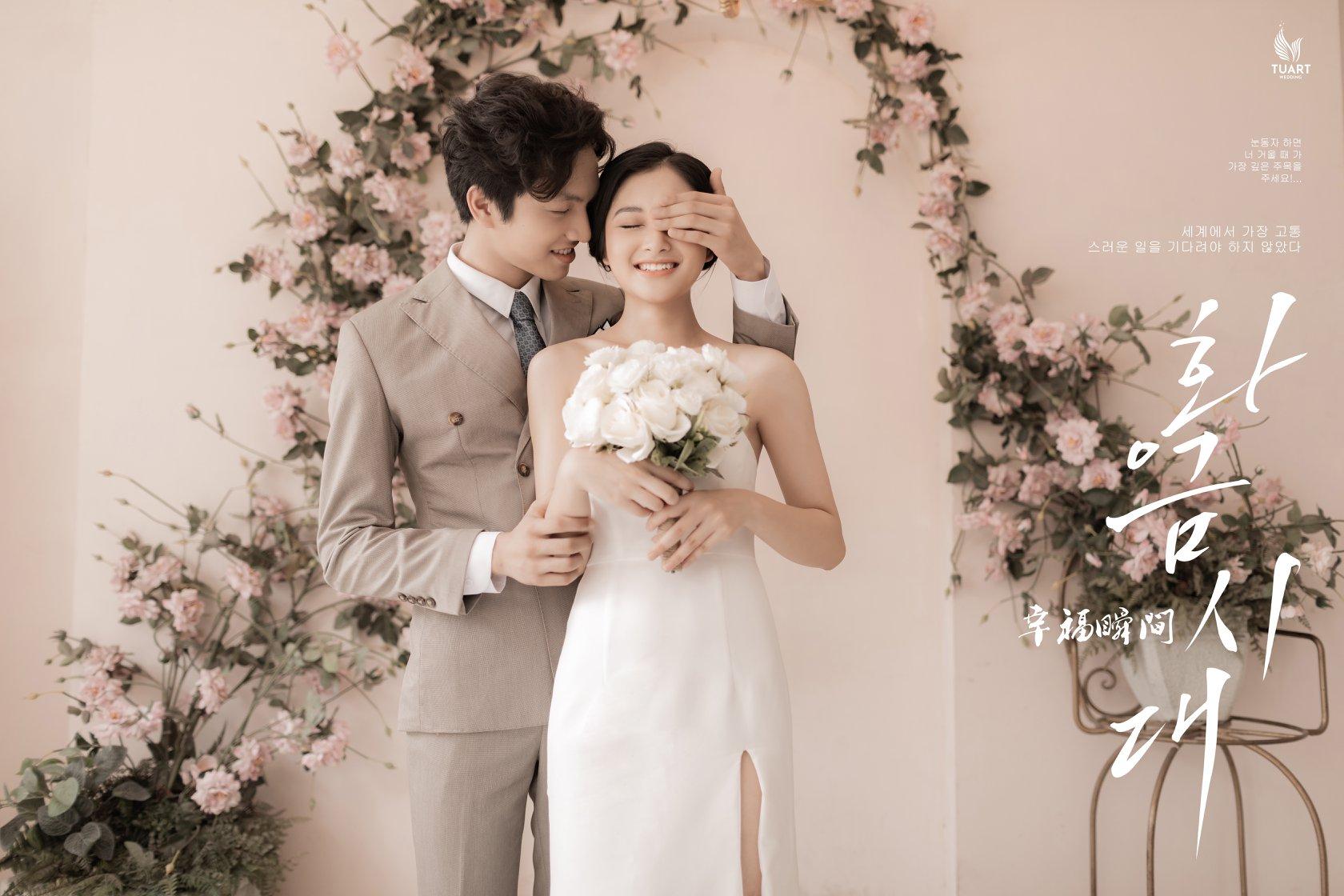 Album tại TuArt - Album chụp ảnh cưới đẹp phong cách Hàn Quốc 14