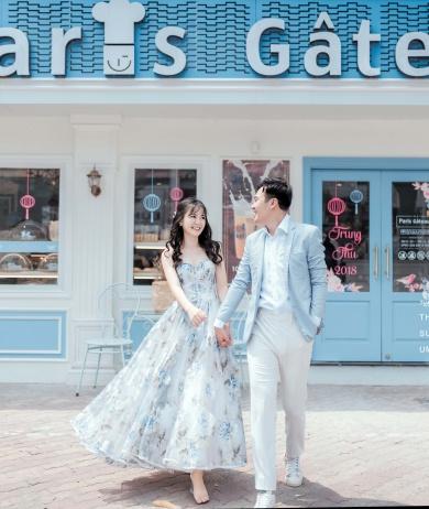 Album tại TuArt - Album chụp ảnh cưới đẹp phong cách Hàn Quốc 84