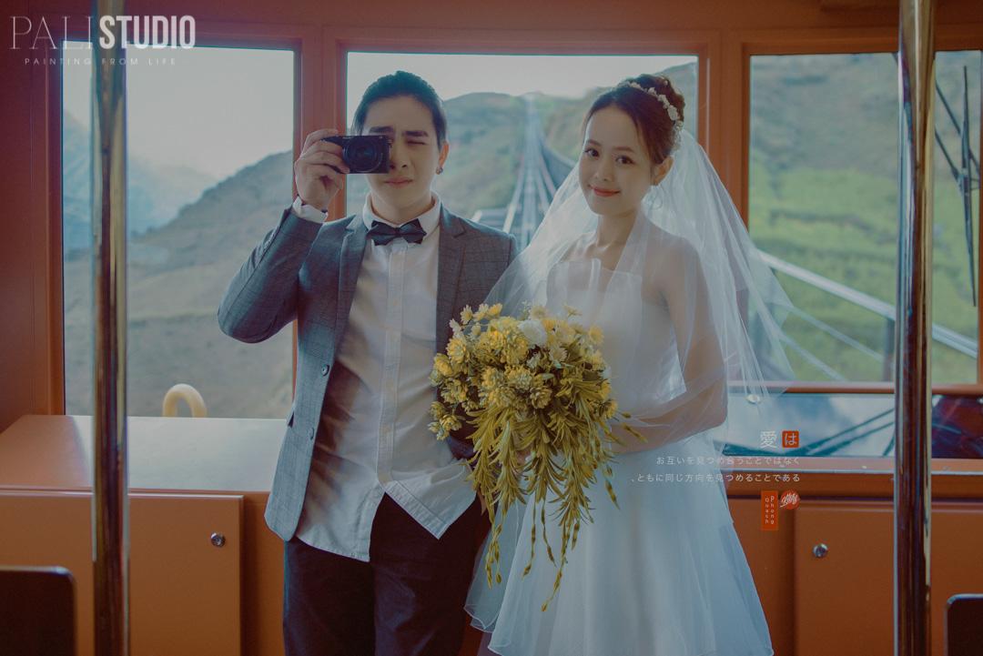 Concept Hàn Quốc Luôn Là Top Đầu Trong Những Phong Cách Chụp Ảnh Cưới Đẹp Nhất
