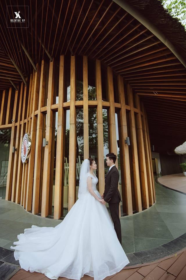 Ảnh viện áo cưới Valentine Vip