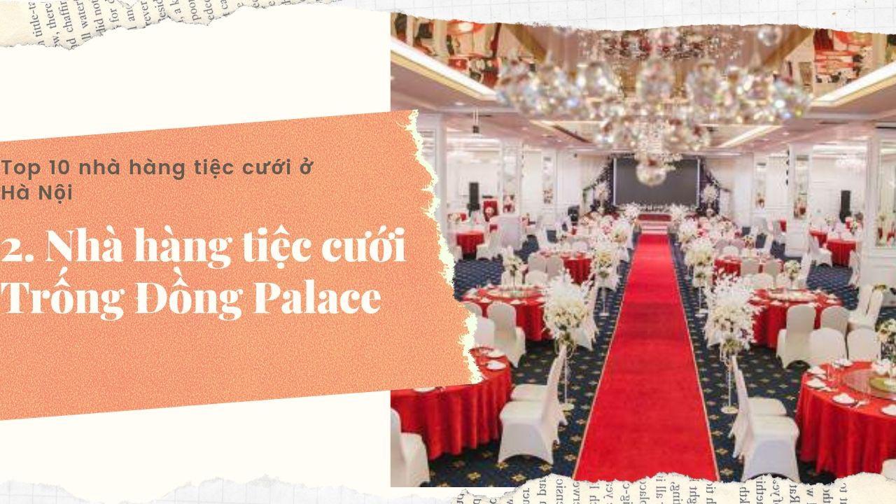 Hệ thống Trống Đồng Palace