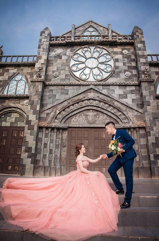 Studio áo cưới Cao Hùng - Studio chụp ảnh cưới đẹp nhất Hải Phòng