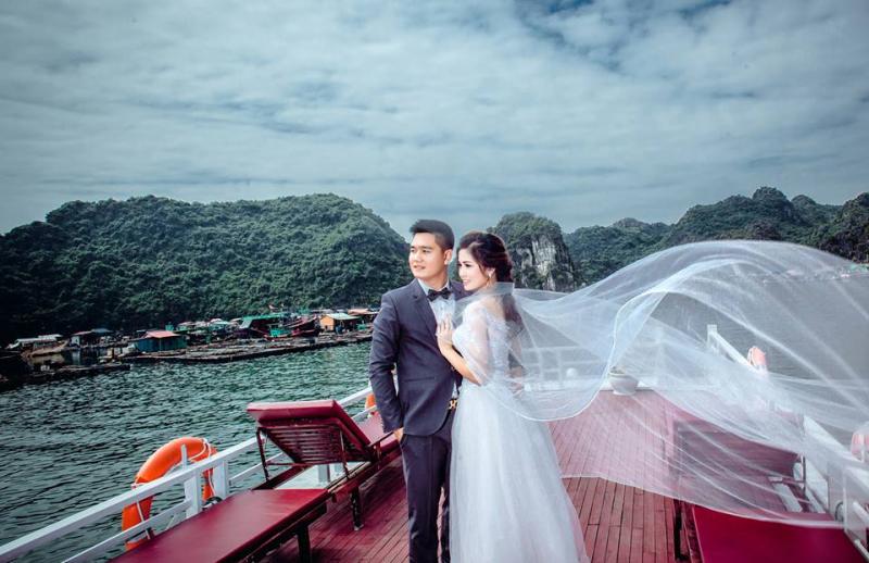 Studio áo cưới Hoa Phượng - Studio chụp ảnh cưới đẹp nhất Hải Phòng