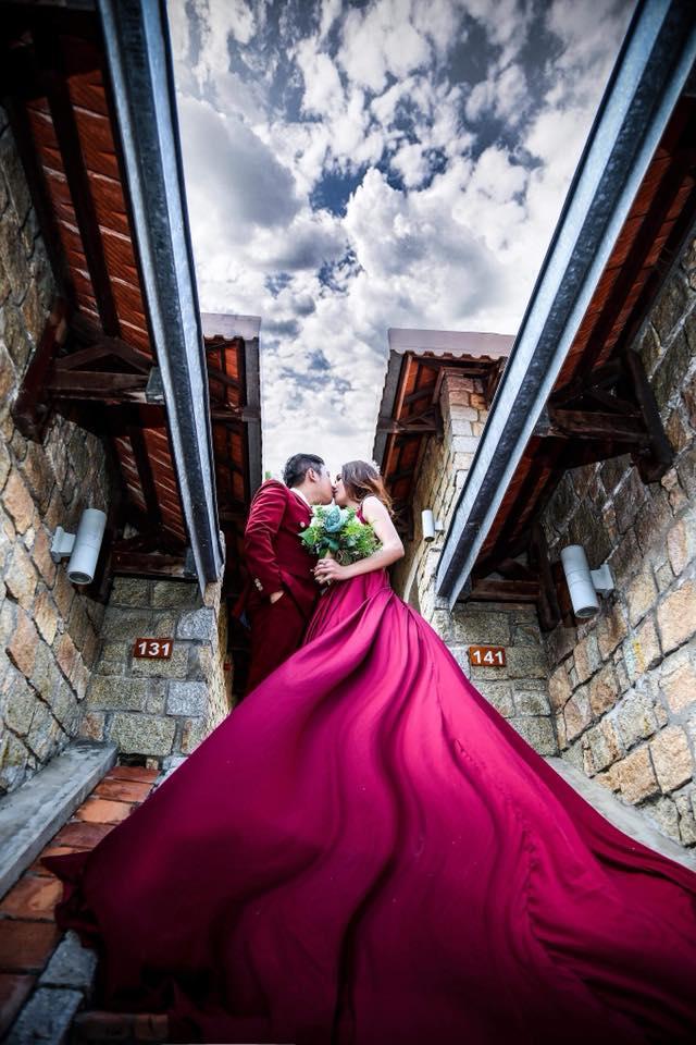 Chụp ảnh đẹp lung linh với màu sắc đẹp và sắc nét