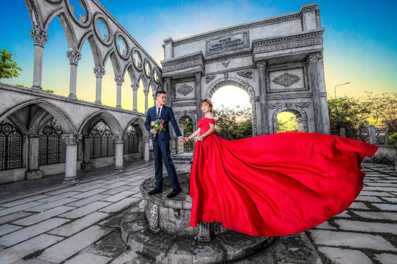 Áo Cưới Vy Wedding