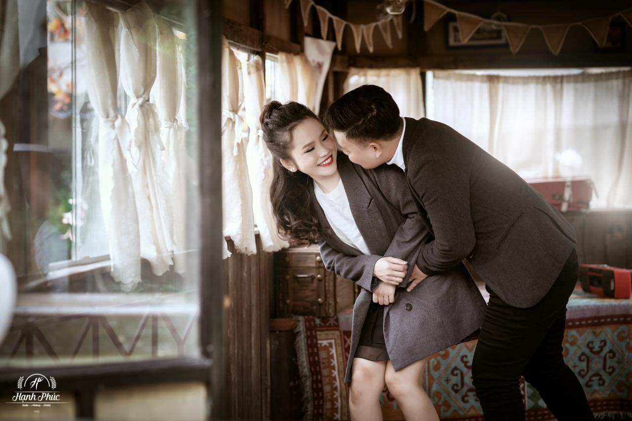 Xếp hạng 7 Studio chụp ảnh cưới đẹp nhất Long An - Hạnh Phúc Wedding Studio