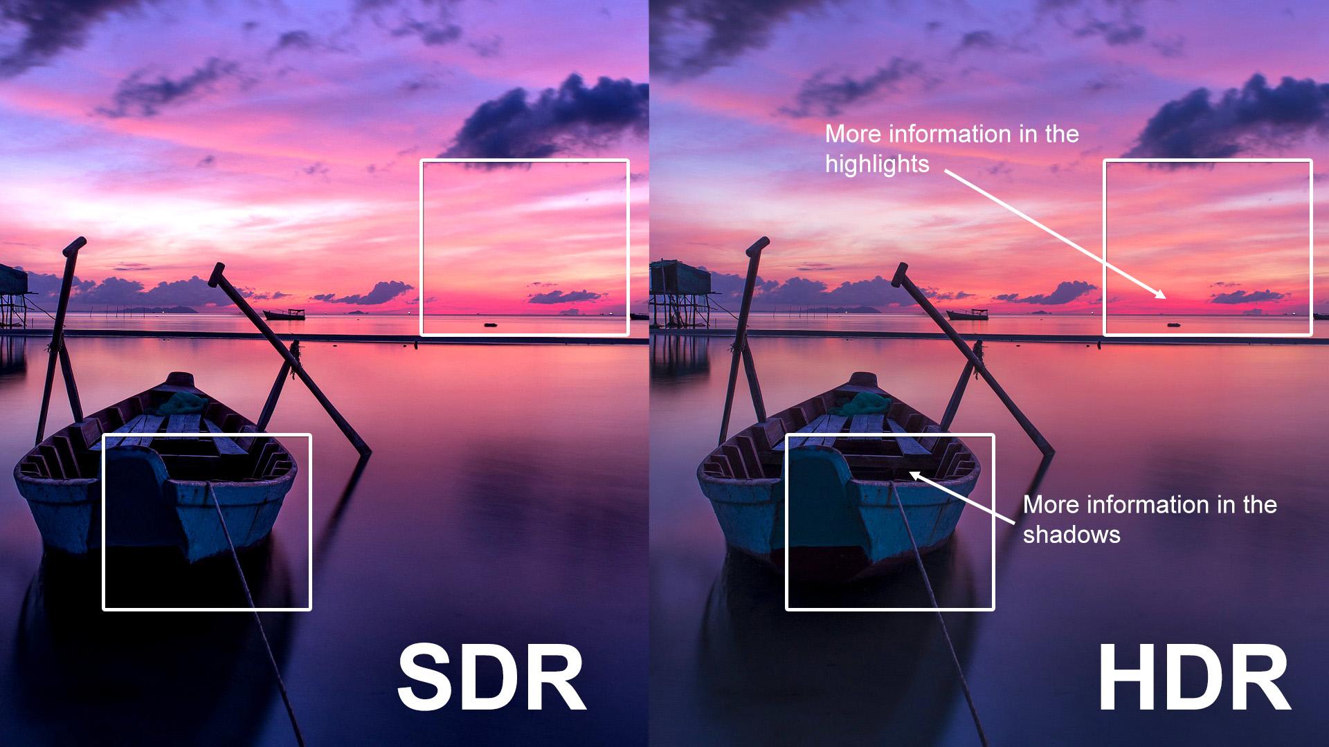 HDR trên máy ảnh iPhone bạn cần biết