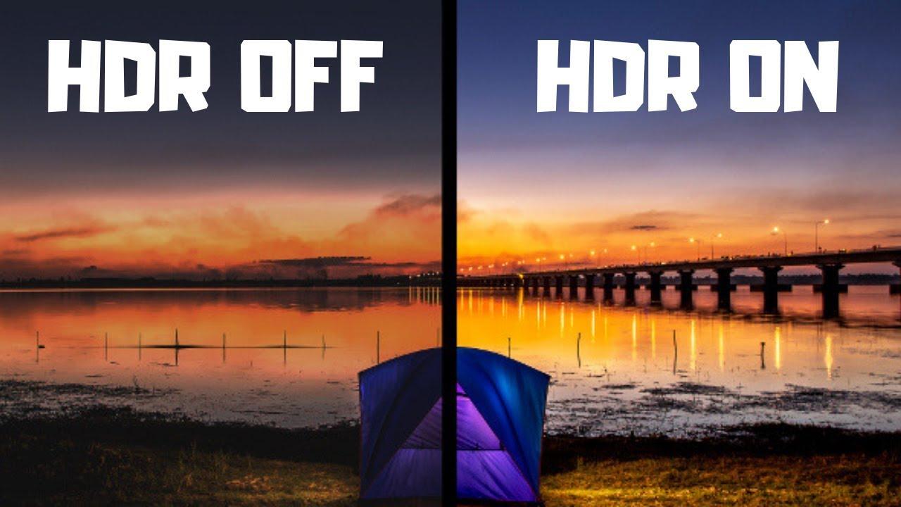 HDR là gì? Có nên sử dụng HDR hay không? | LaptrinhX