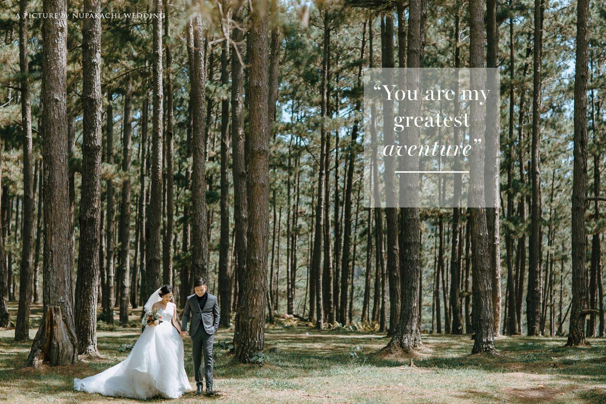 Kinh nghiệm chụp ảnh cưới Đà Lạt đẹp có 1 KHÔNG 2