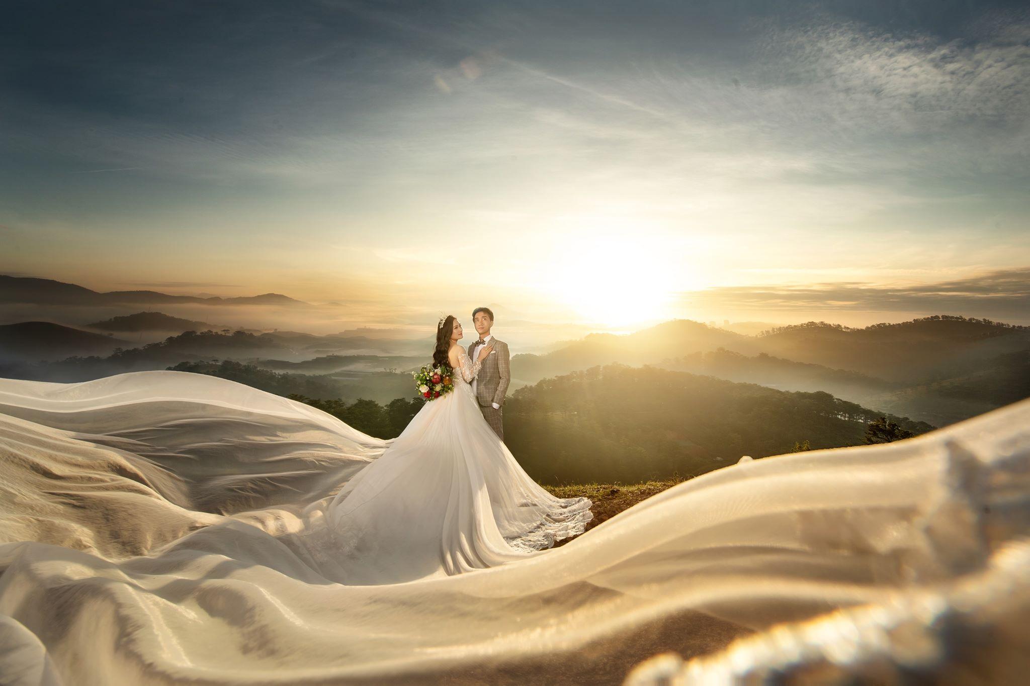 Chụp ảnh cưới Đà Lạt mùa nào đẹp?bạn cần biết