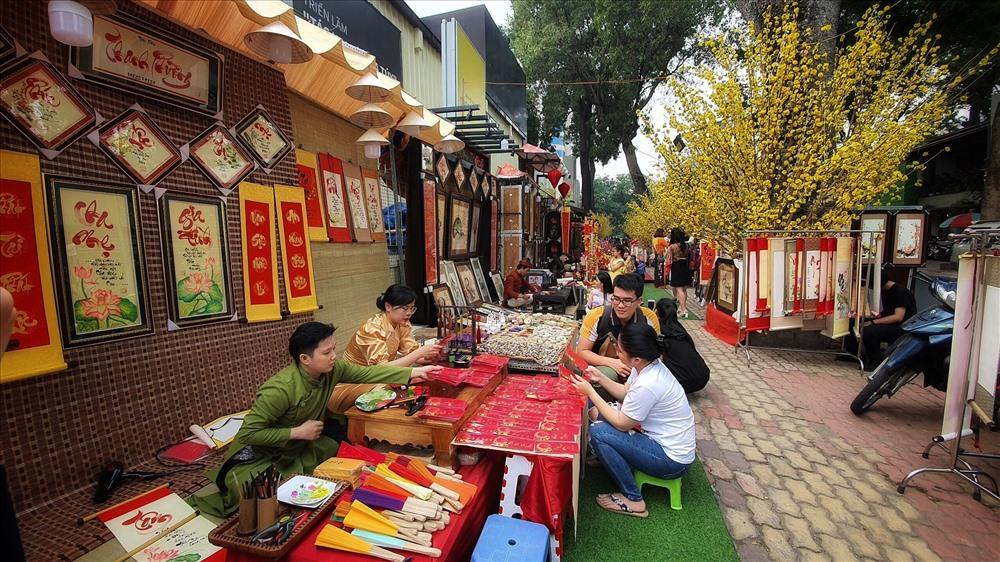 Check in phố ông đồ | Tin tức mới nhất 24h - Đọc Báo Lao Động online - Laodong.vn