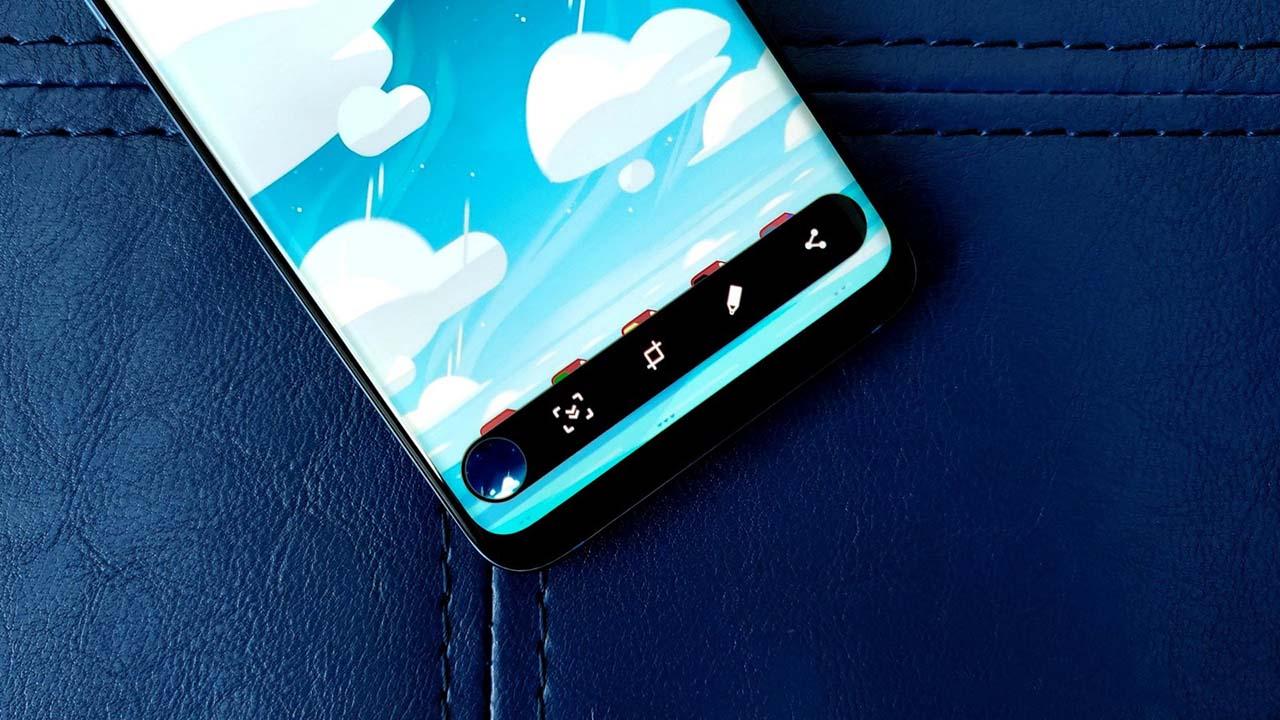 """Hướng dẫn """"cả tá"""" cách chụp ảnh màn hình samsung Galaxy S10"""