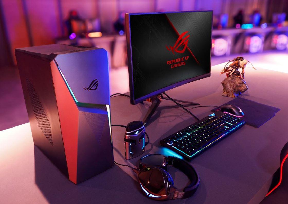 Máy Tính Chơi Game Asus AMD Ryzen 7