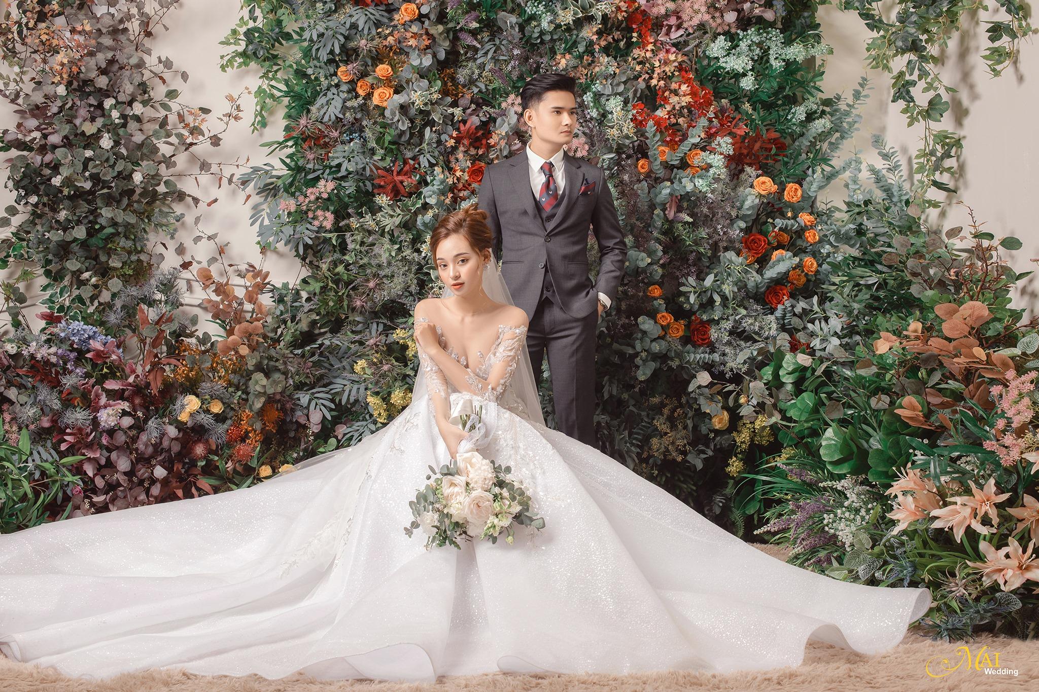 Chụp ảnh cưới phim trường là gì? Kinh nghiệm khi chụp