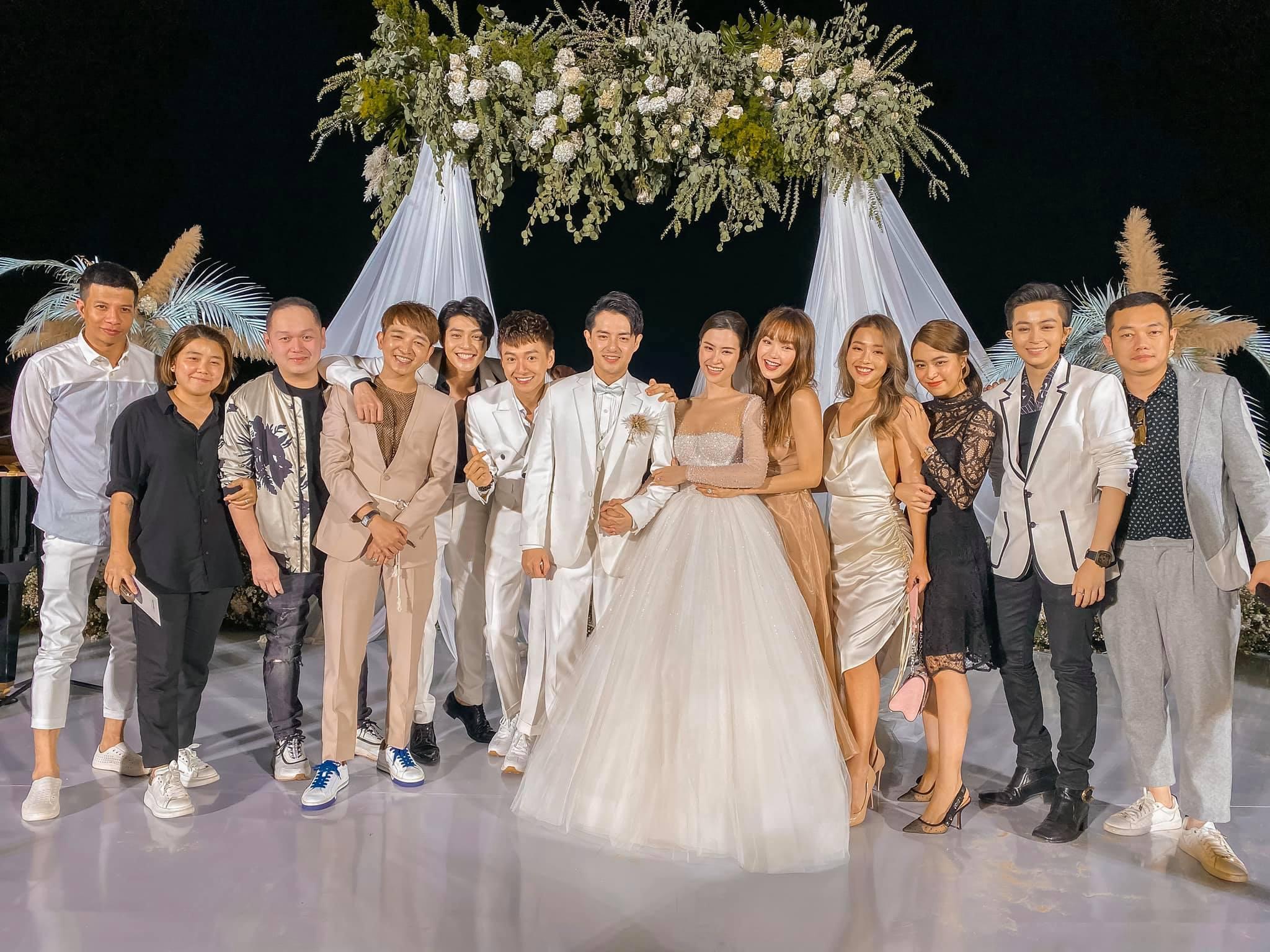 Khách mời có phong cách quyến rũ nhất trong đám cưới 10 tỷ?