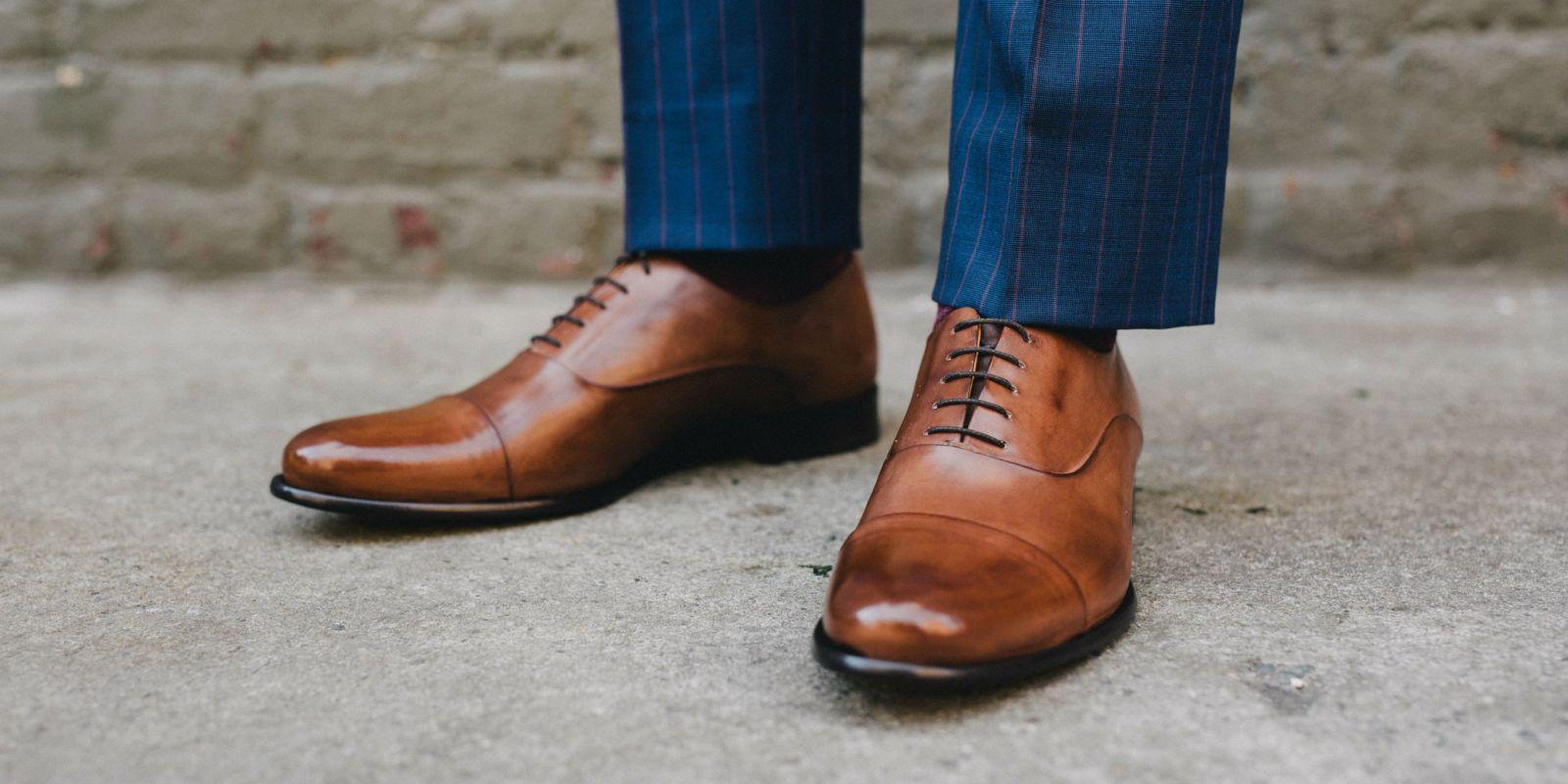 Giày Cưới Nam Đẹp Cho Chú Rể- 5 Mẫu Giày Đẹp Cho Chú Rể