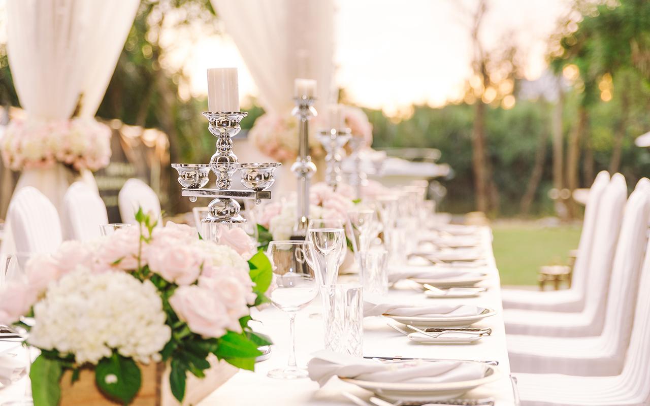 Tạo điểm nhấn lễ cưới hiệu quả nhất