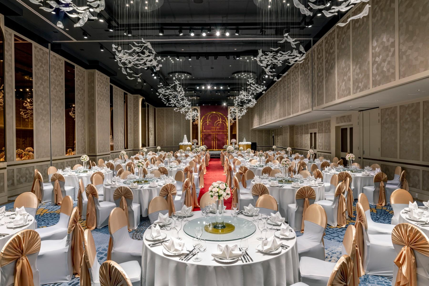 Tiệc cưới – Sofitel Saigon Plaza - Khách sạn đẳng cấp 5 sao