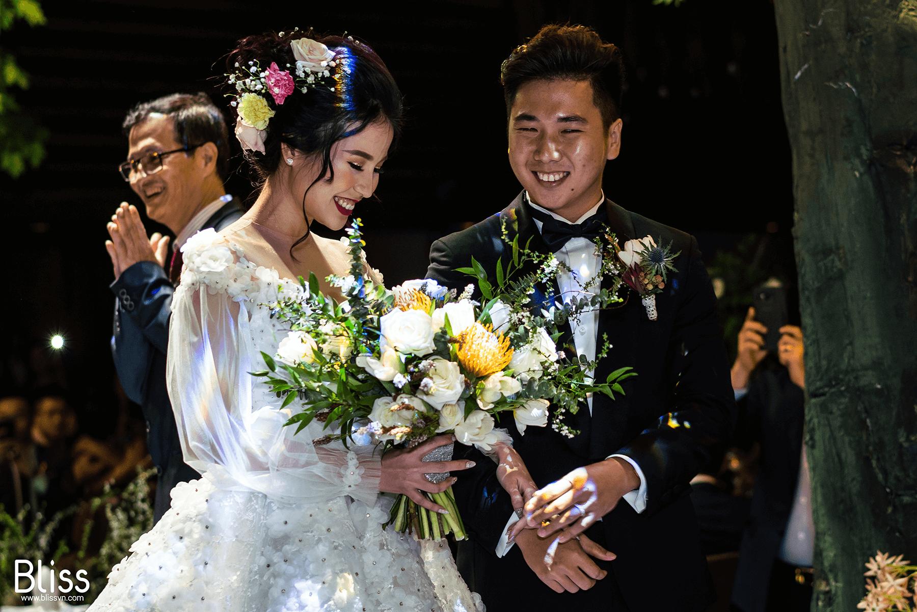 Thủ tục trong đám cưới người Việt bạn cần chú ý