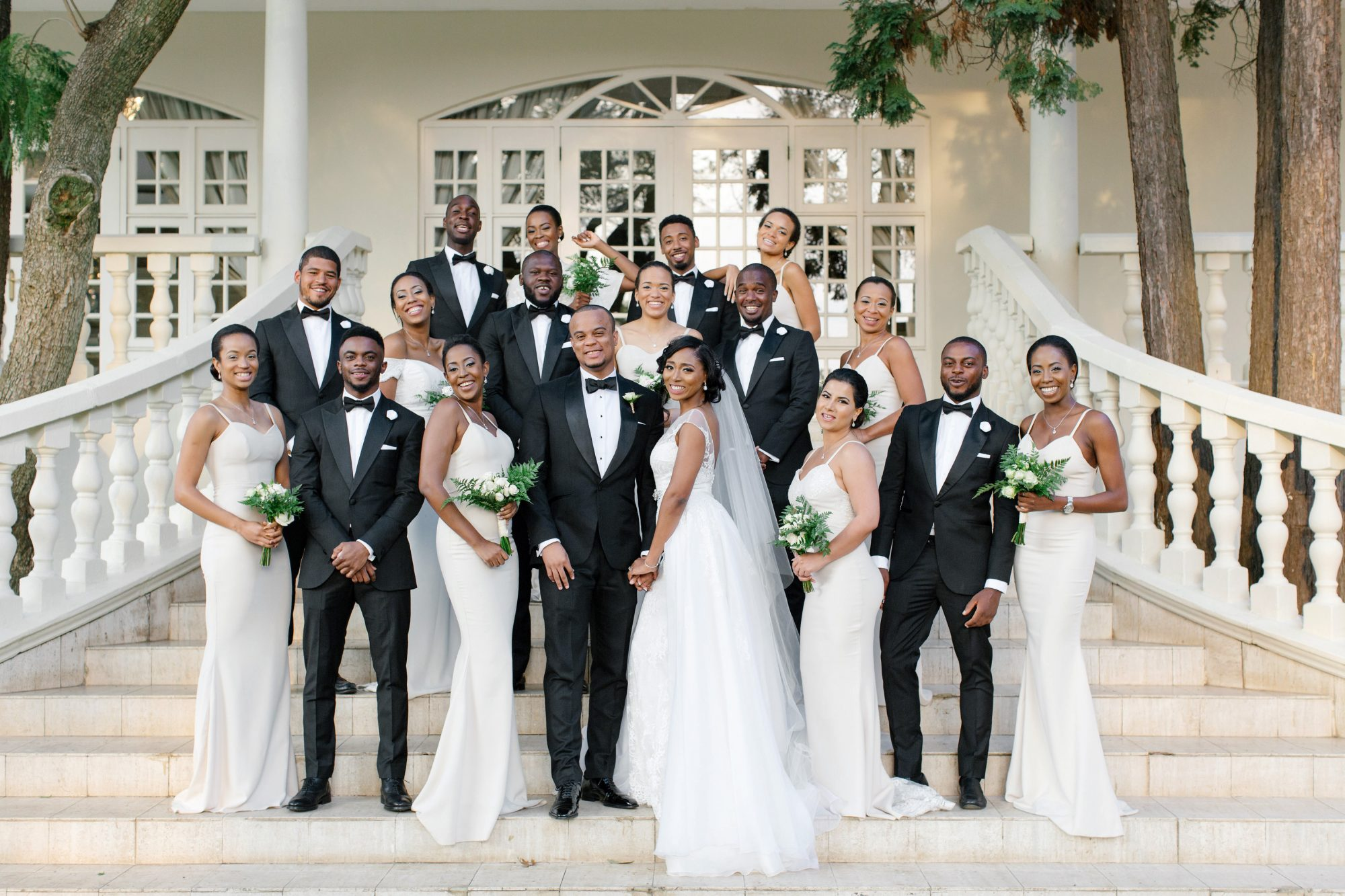 This Is Why Your Bridal Party Should Have Their Own Wedding-Day Timeline |  Martha Stewart