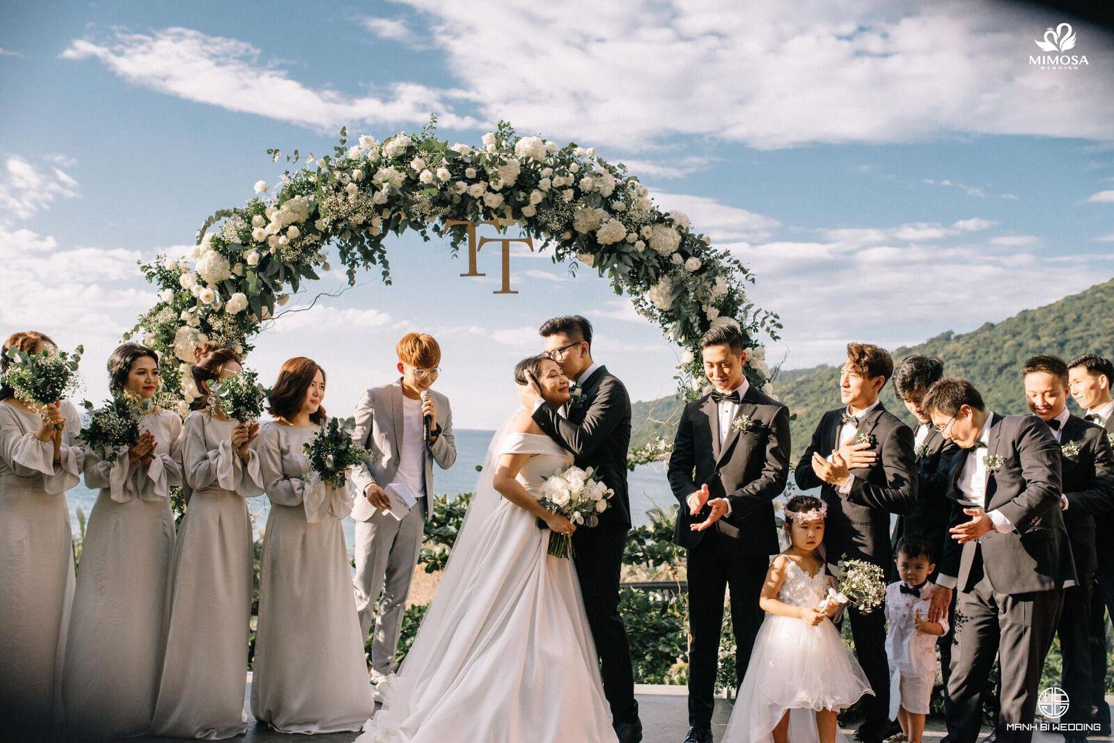 Lời cảm ơn trong đám cưới của Chú Rể (Nhà Trai) hay và ý nghĩa nhất