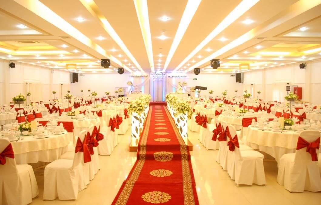 15 Nhà hàng tiệc cưới TPHCM giá rẻ, tốt nhất đáng để lựa chọn