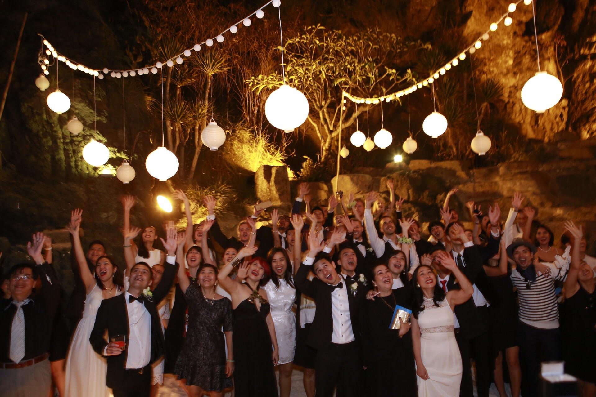 Mẹo lọc khách mời tiệc cưới bạn cần biết
