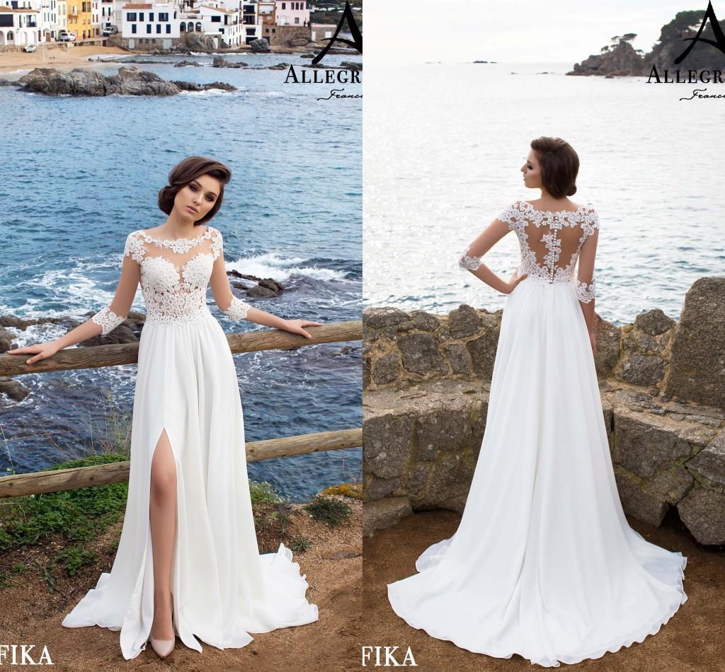 Bí quyết chọn váy cưới cho mùa hè tốt nhất