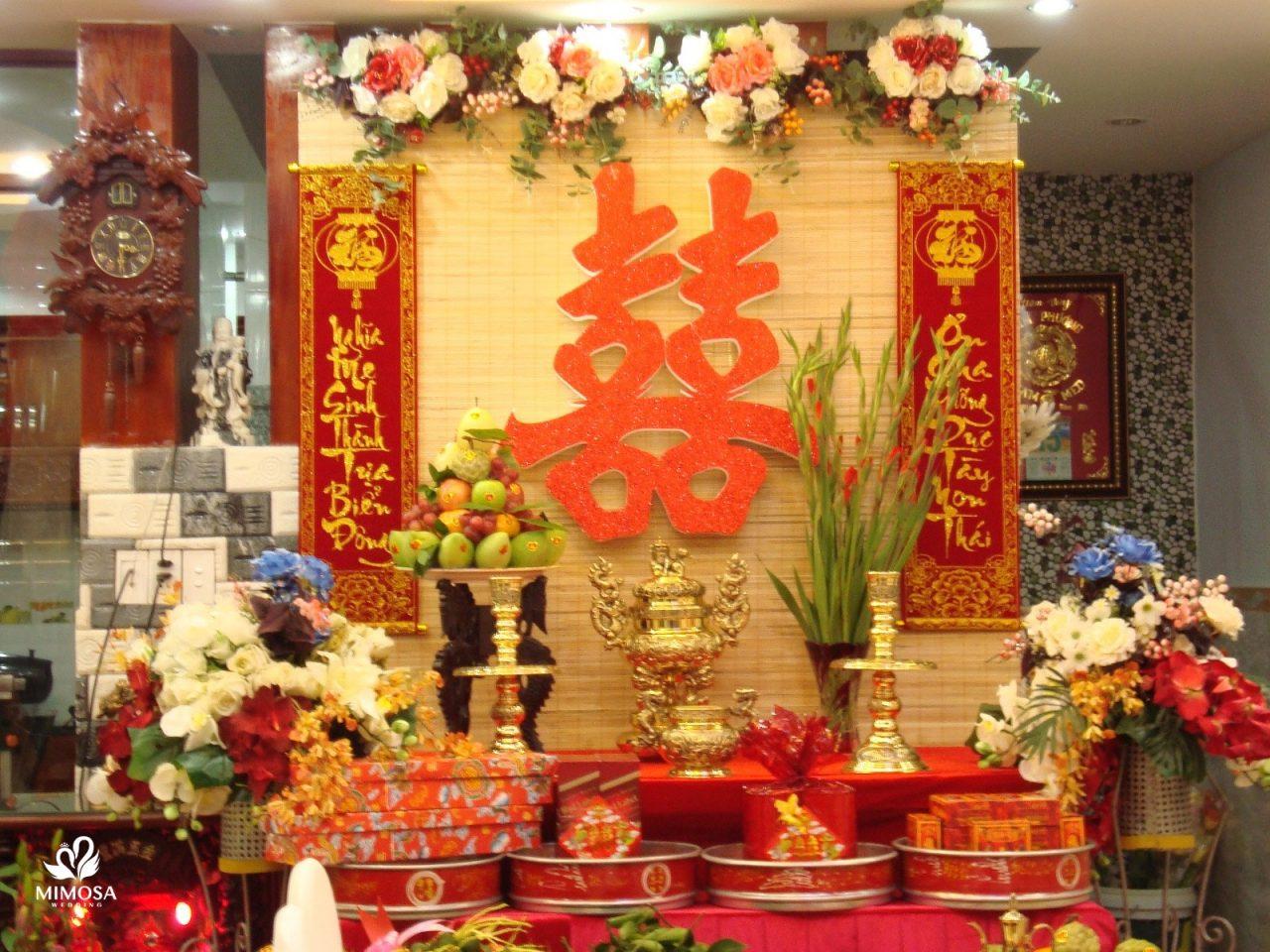 Tất tần tật về buổi lễ gia tiên truyền thống dâu, rể nên biết